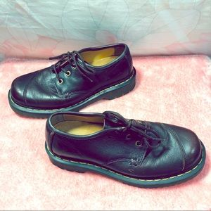DR MARTEN Genuine Leather Loafers size 7 Ladies